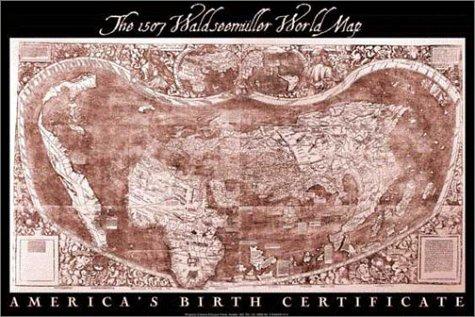9780944638415: Waldseemuller Map of 1507: America's Birth Certificate