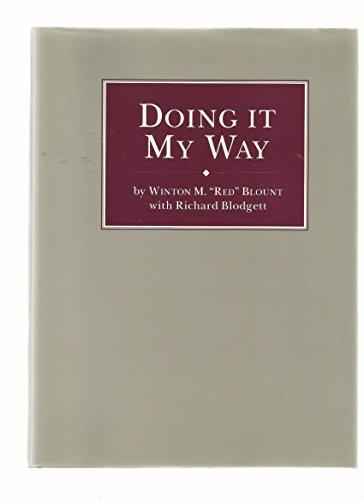 9780944641194: Doing it my way