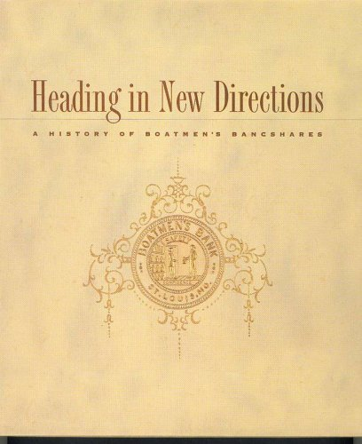 9780944641309: Heading in New Directions: A History of Boatmen's Bancshares