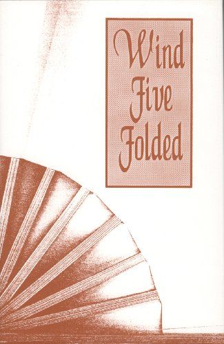 9780944676219: Wind Five Folded: An Anthology of English-Language Tanka