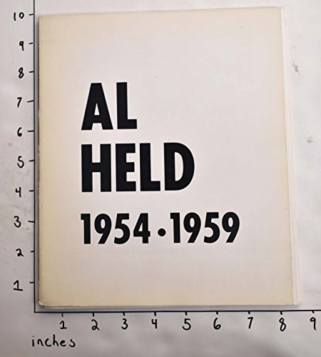 9780944680179: Al Held: Paintings from the Years 1954-1959