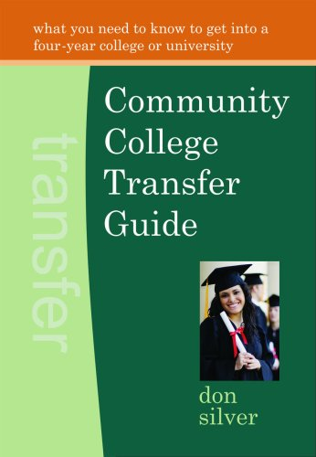9780944708842: Community College Transfer Guide (1st edition)