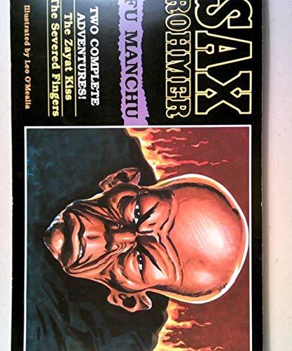 Fu Manchu: The Zayat Kiss / The: Sax Rohmer