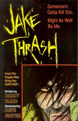 Jake Thrash (9780944735251) by Blair, Barry