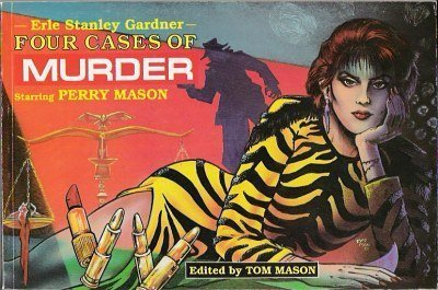 Earle Stanley Gardner Four Cases Of Murder Starring Perry Mason