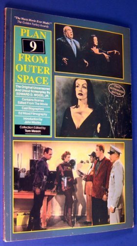 9780944735367: Plan 9 from Outer Space: The Original Uncensored Screenplay