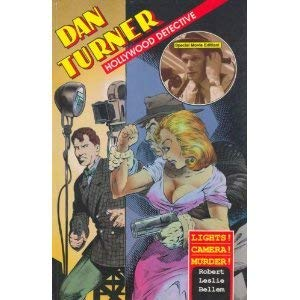 Dan Turner, Hollywood Detective: Lights! Camera! Murde!r