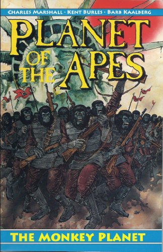 9780944735893: Planet of the apes: The monkey planet [Paperback] by Marshall, Charles