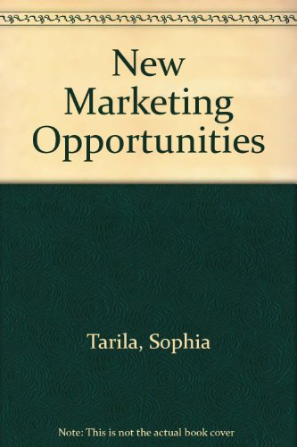 New Marketing Opportunities The Business and Trade Directory for the New Age/metaphysical ...