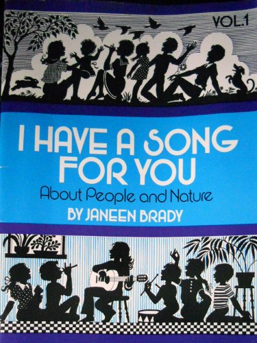 9780944803028: I Have a Song for You Vol. 1: About People and Nature (I Have a Song for You)
