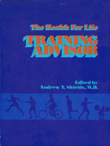 9780944831229: The Health For Life Training Advisor