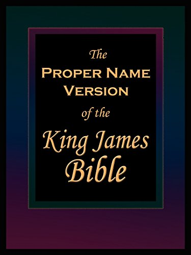 The Proper Name Version of the King