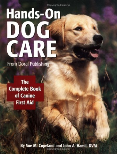 9780944875681: Hands-On Dog Care