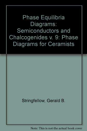 9780944904503: Semiconductors and Chalcogenides (Phase Diagrams for Ceramists)