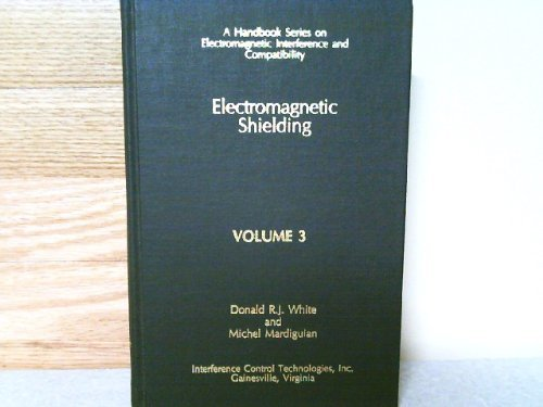9780944916032: Electromagnetic Shielding (Handbook Series on Electromagnetic Interference and Compatability)