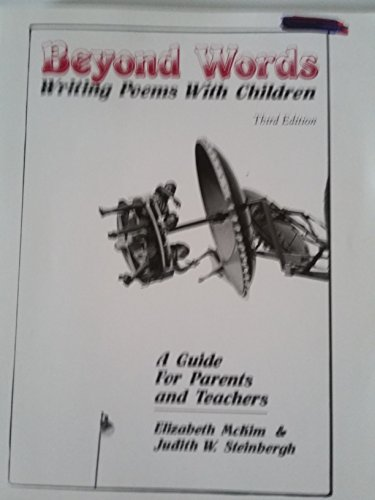 9780944941140: Beyond Words: Writing Poems With Children