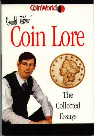 Gerald Tebben's Coin Lore: Tebben, Gerald A.