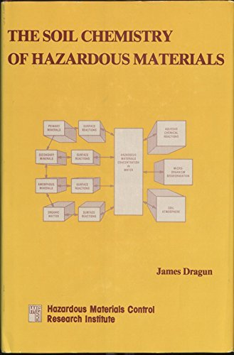 9780944989791: Soil Chemistry of Hazardous Materials