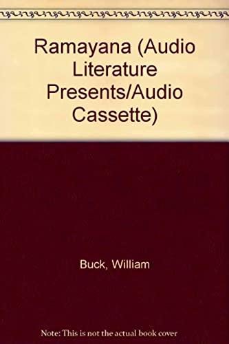 9780944993323: Ramayana (Audio Literature Presents/Audio Cassette)