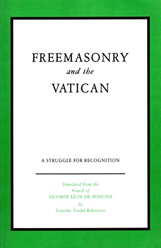 9780945001805: Freemasonry and the Vatican