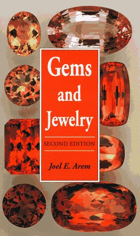Gems and Jewelry 9780945005094 This new edition of the classic consumer guide to precious stones and their settings is packed full of color photographs and comprehensive information about gems in a portable format. Written simply and clearly, it answers consumers' questions and informs them of what they will encounter in the marketplace. 186 illustrations.