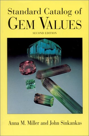 9780945005162: Standard Catalog of Gem Values