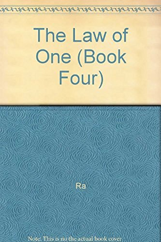 The Law of One (Book Four): Ra