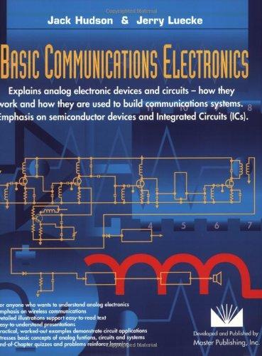 9780945053248: Basic Communications Electronics