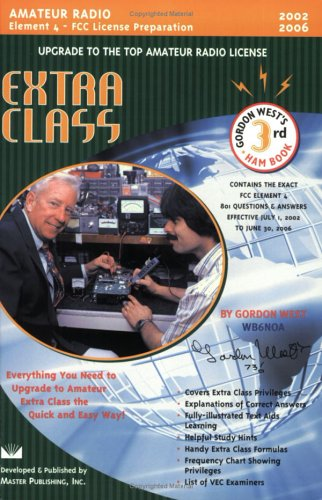 9780945053262: Extra Class, Element 4 FCC License Preparation