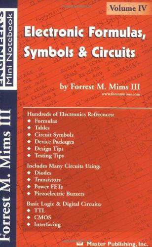 9780945053309: Electronic Formulas, Symbols & Circuits