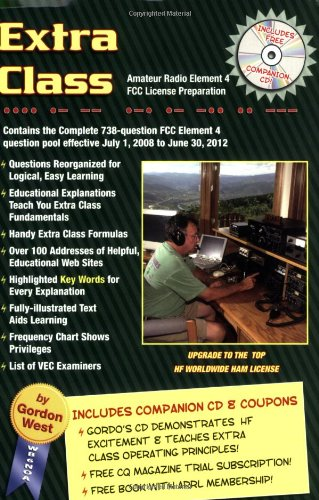 Extra Class 2008-12 Element 4 FCC License Preparation: Gordon West; WB6NOA