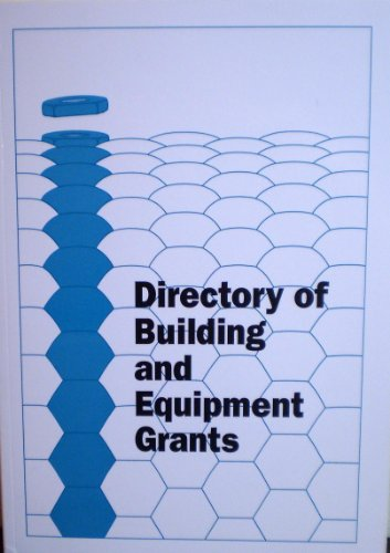 9780945078302: Directory of Building and Equipment Grants: A