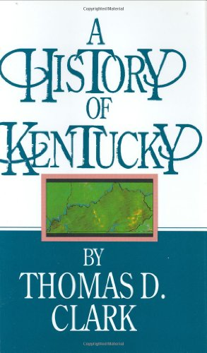 9780945084303: A History of Kentucky