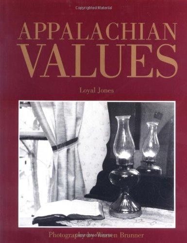 9780945084433: Appalachian Values