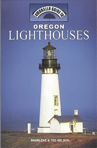 9780945092537: Oregon Lighthouses (Umbrella Guides)