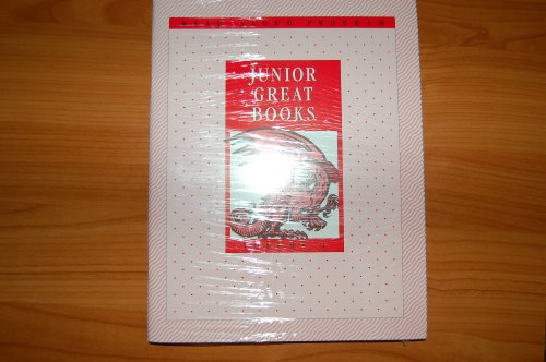 Junior Great Books Read-aloud Program, Dragon Series: Junior Great Books