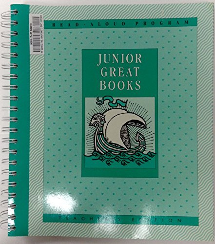 Sailing Ship Series: Junior Great Books