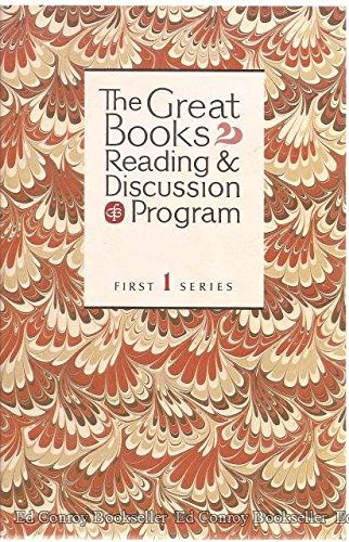 9780945159766: The Great Books Reading and Discussion Program (First Series, Volume 1): Rothschild's Fiddle, On Happiness, The Apology, Heart of Darkness, Conscience, Genesis, Alienated Labour, Social Contract