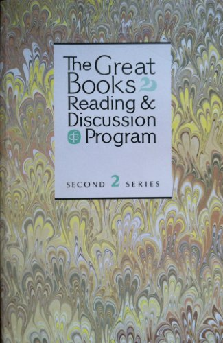 9780945159780: The Great Books Reading and Discussion Program (Second Series, Volume 2)