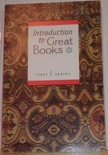 Introduction to Great Books First 1 Series: Great Books Foundation