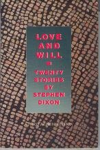 Love and Will: Dixon, Stephen