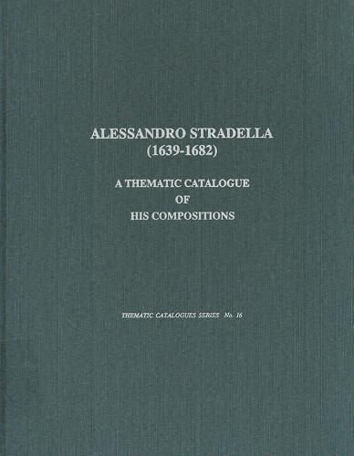 9780945193050: Alessandro Stradella