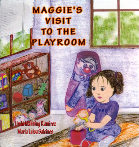 9780945199229: Maggie's Visit to the Playroom