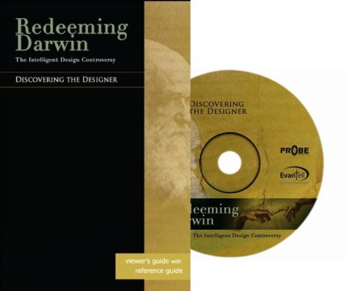 9780945241188: Redeeming Darwin: Discovering the Designer Guide and DVD