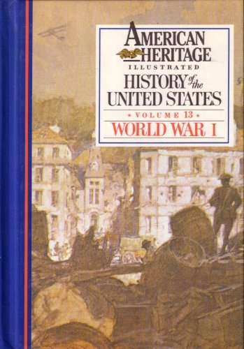 American Heritage Illustrated: History of the United: Robert G. Athearn