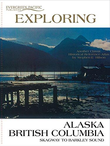 9780945265597: Evergreen Pacific Exploring Alaska and British Columbia