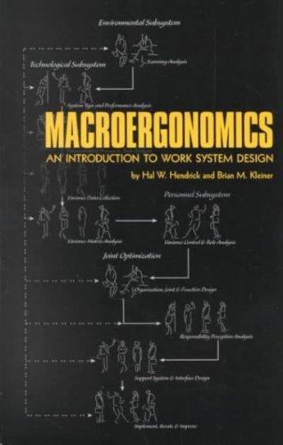 9780945289142: Macroergonomics : An Introduction to Work System Design (HFES Issues in Human Factors and Ergonomics Book Series Volume 2)