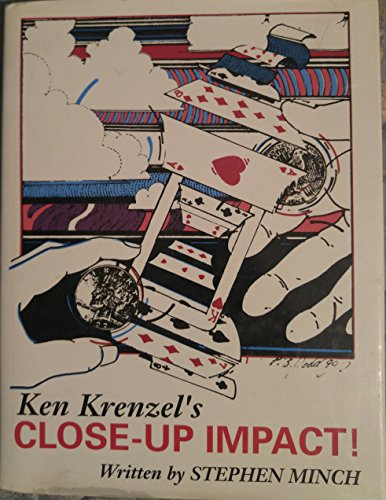 Ken Krenzel's Close-Up Impact: Stephen Minch