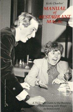 9780945296058: Manual of Restaurant Magic