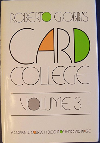 9780945296225: Card College: 3